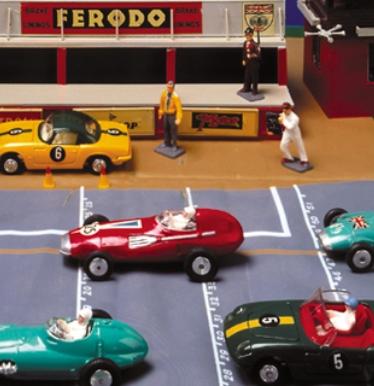 Old Car Toy Set