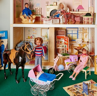 Dolls & Doll House